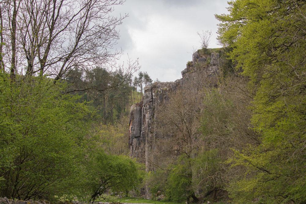 Blackrock quarry