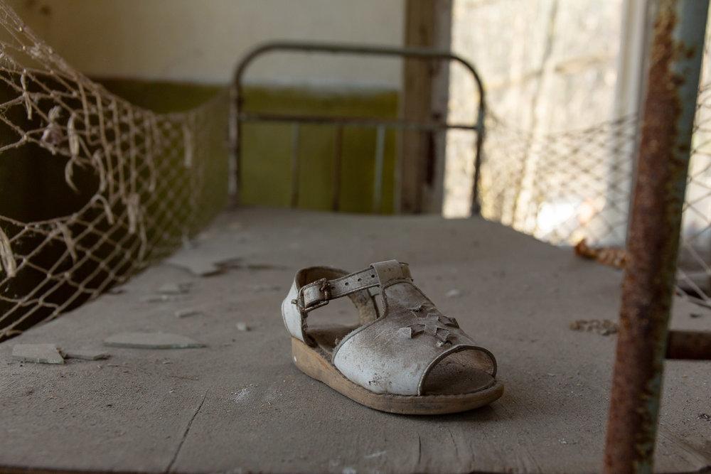 A single shoe