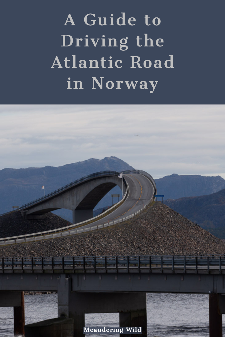 The Atlantic Road in Norway is an 8km stretch of road south of Kristiansund. It has spectacular bridges and unique wildlife all backed by soaring mountains. The landscape is spectacular and is worth pausing to admire whilst taking photographs.