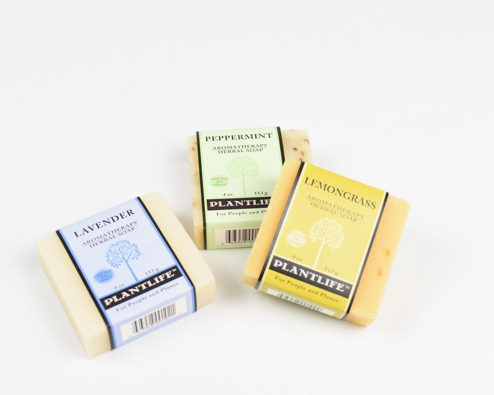 Aromatherapy Soaps & Oils