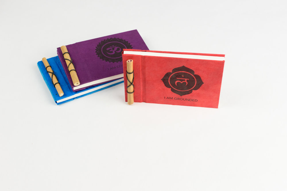 Soft & Hard-Cover Handmade Journals