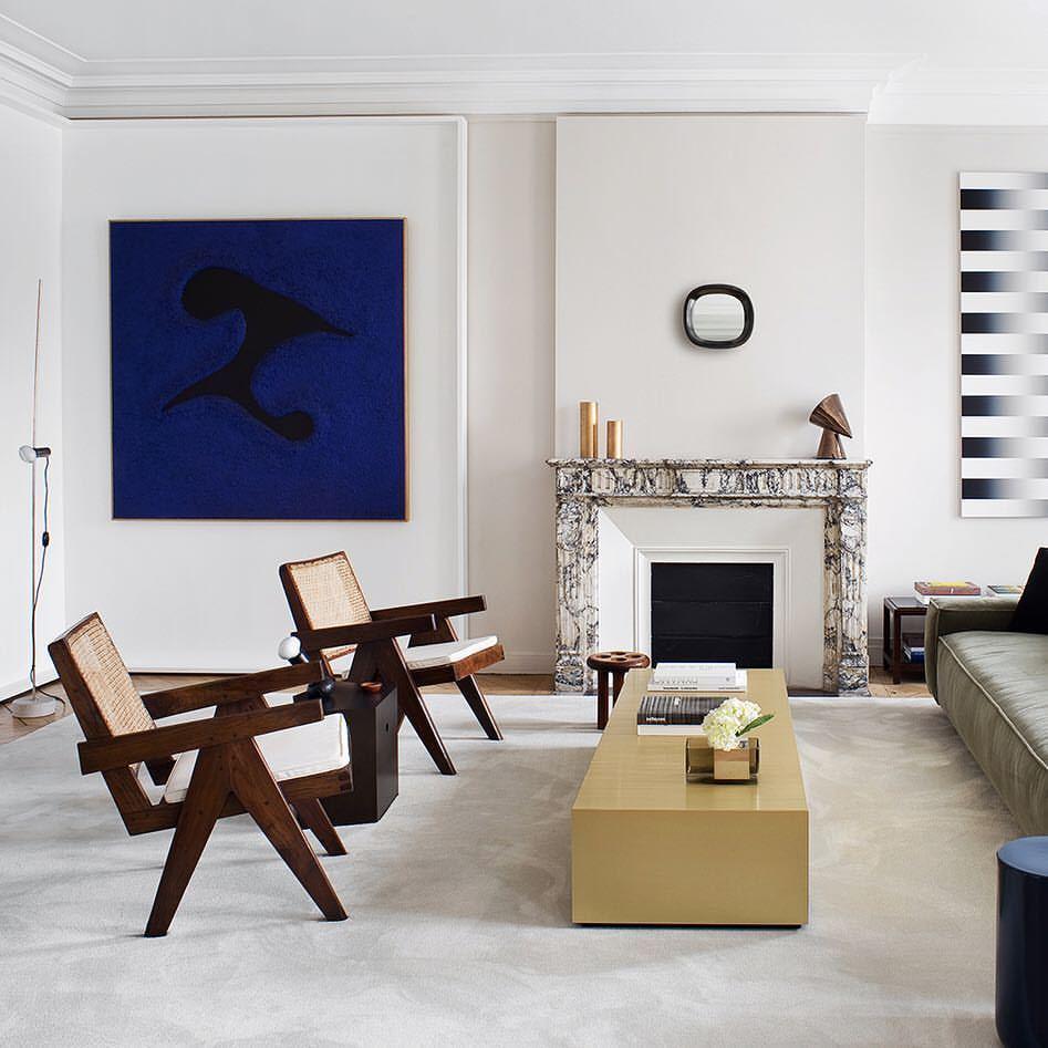 Pierre Jeanneret x Stephane Parmentier. (Image: Jean-Francois Jaussaud)