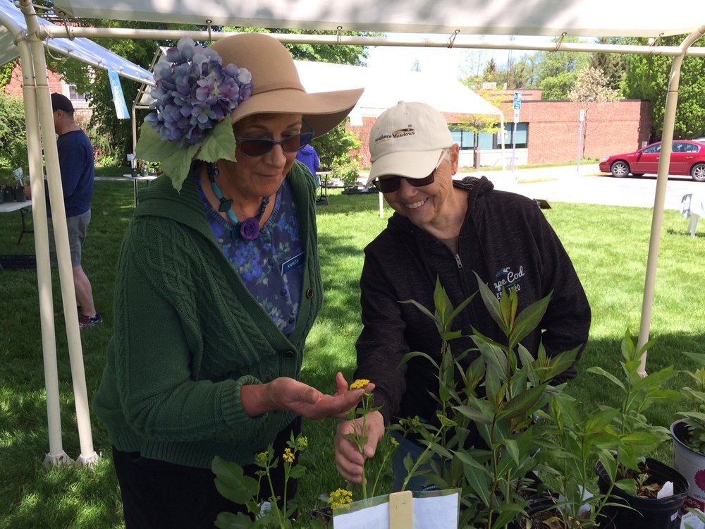 Educational Habitat Fundraisers - Each year Genesee Land Trust hosts a Native Plant Sale in the spring and a Backyard Habitat Tour in the summer. These events are designed to help you learn how to create your own backyard habitat – with proceeds going towards Genesee Land Trust's local conservation efforts.
