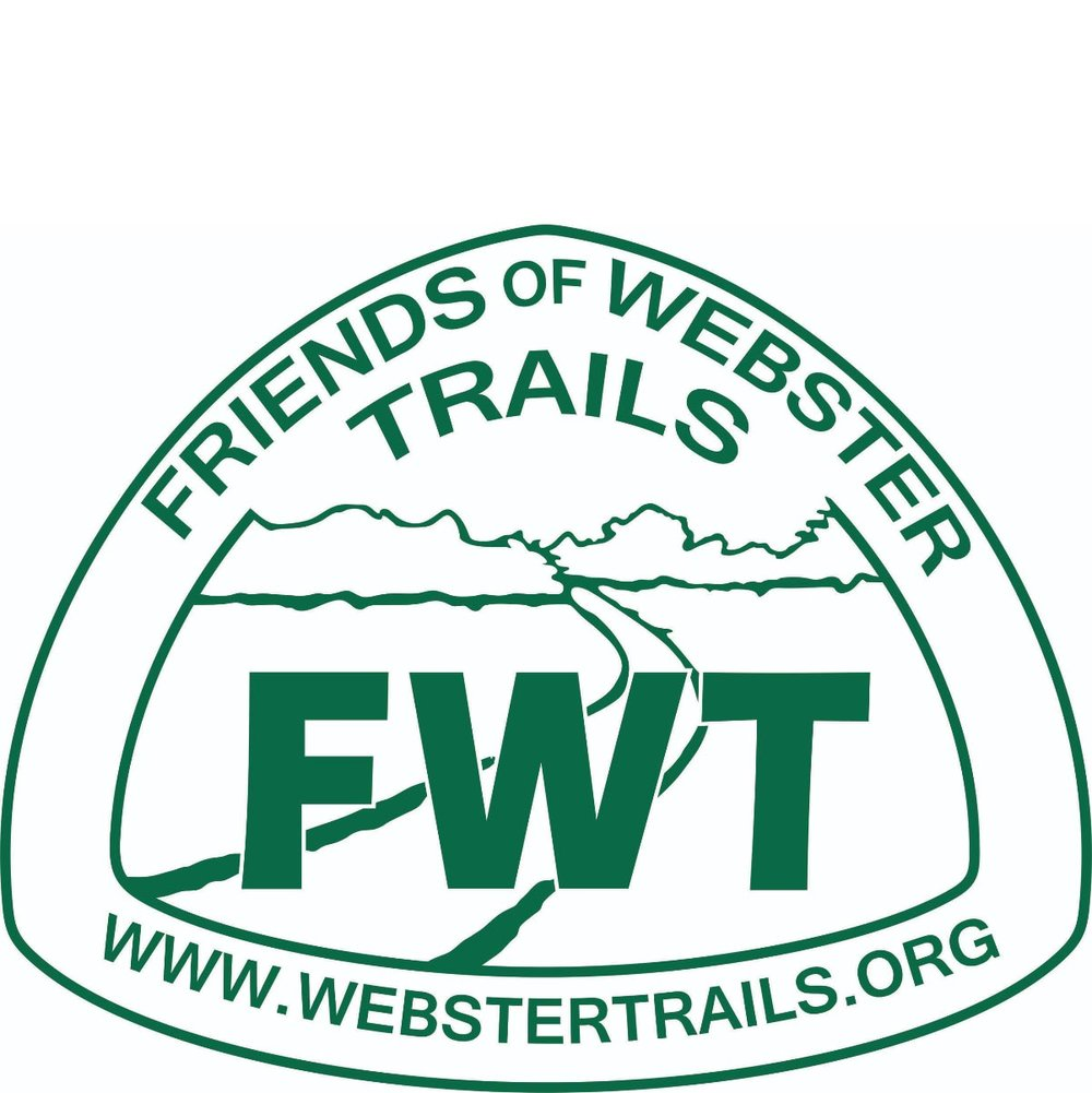 Friends of Webster Trails  - Friends of Webster Trails (FWT) is the volunteer arm of the Webster Parks and Recreation Department. When FWT was established in 1997 its only activity was the maintenance of the Hojack Trail-- but that has quickly grown to include spots like Whiting Road Nature Preserve, Gosnell Big Woods Preserve, Four Mile Creek Preserve, and more. These trails provide a place for hiking, cycling, running, cross-country skiing, and snowshoeing.Quick fact: FWT has now built 19.5 miles of trails in Webster-- all ready for you to explore.Visit Friends of Webster Trails website to learn more about the organization and to become a member.
