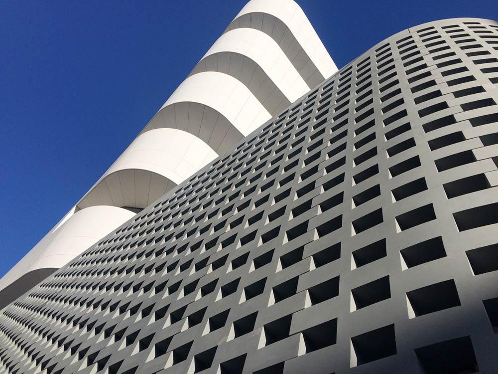 Office building façade – Athens