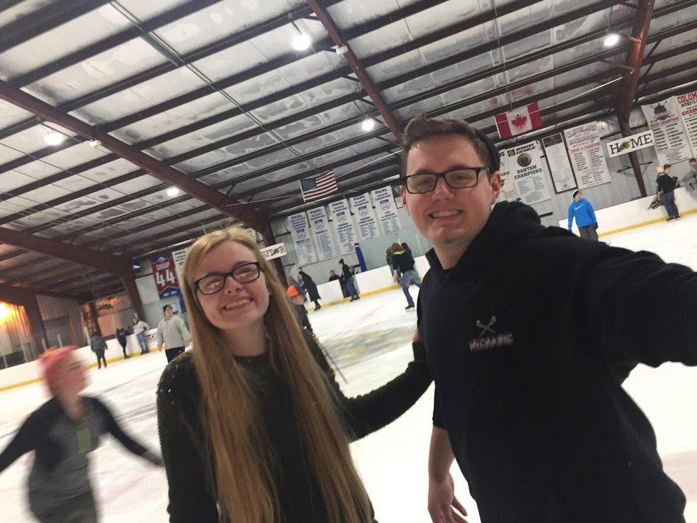 SWPBS Trip -- Ice Skating!