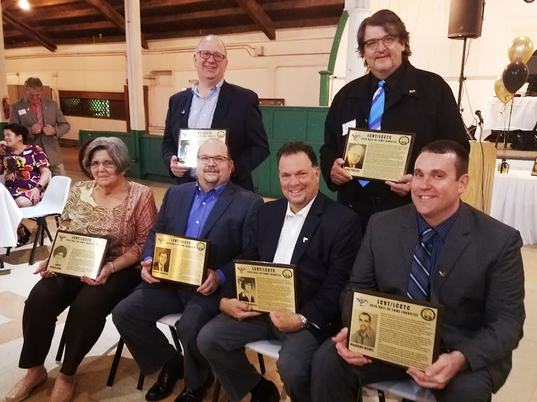 Congratulations Hall of Fame Class of 2018