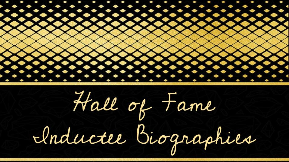 View LCCTC / LCVT Hall of Fame - Inductee Biographies