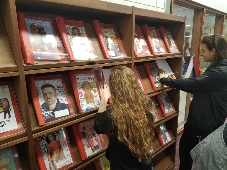 Discovering our Magazine's Selections