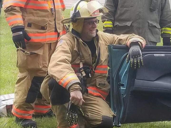 Firefighting Family
