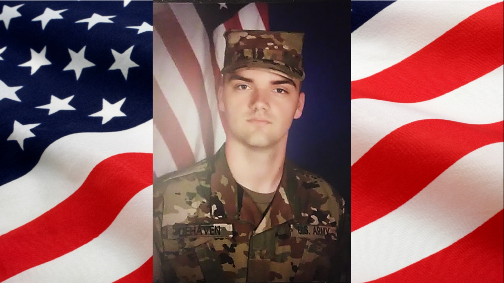 Daniel Dehaven, US Army