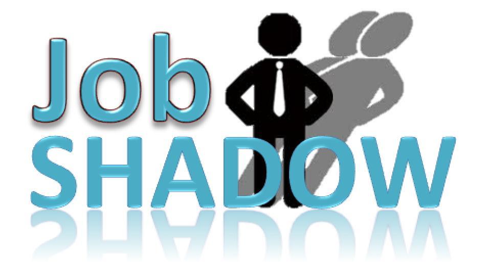 Job Shadowing Form -