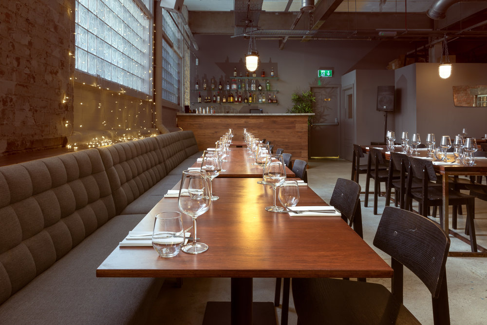 private dining -