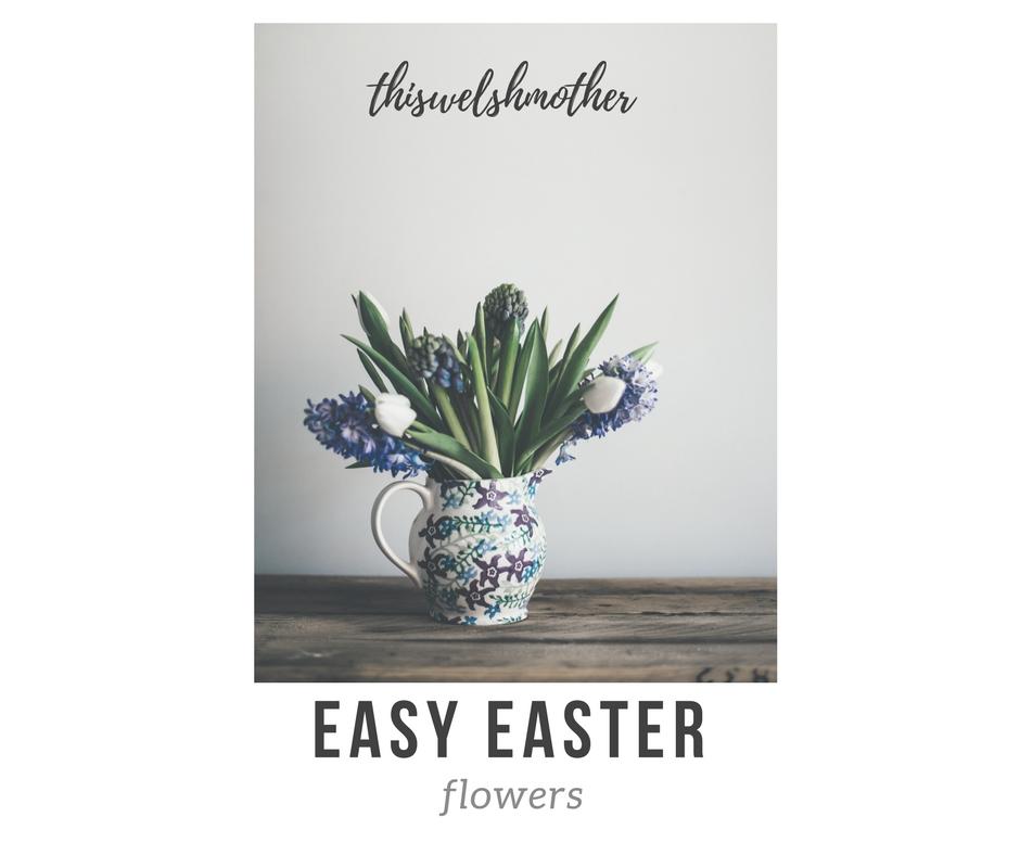Easy Easter Flowers