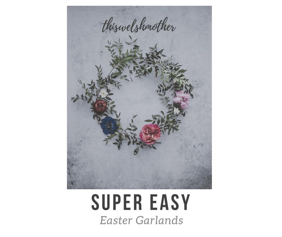 easy home garlands