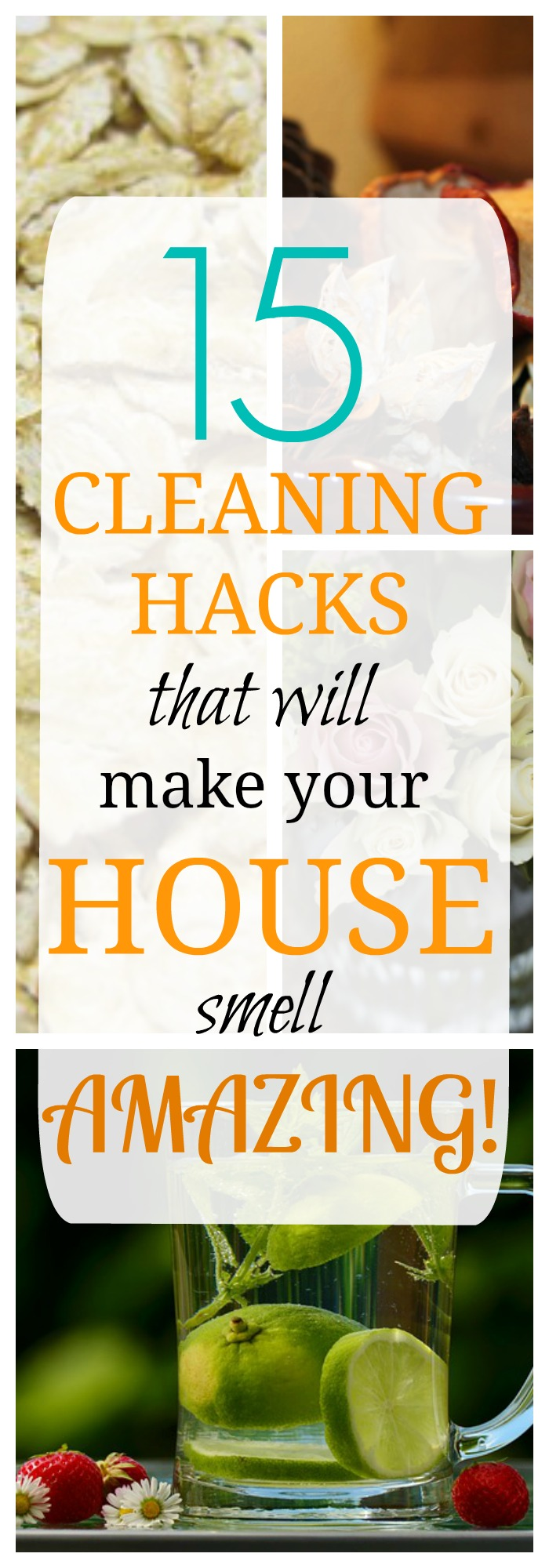 make your house smell better