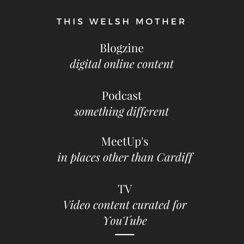 Part 1 - This is the first stage of content creation that you should see for This Welsh Mother