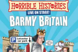 Horrible Histories - Barmy Britain
