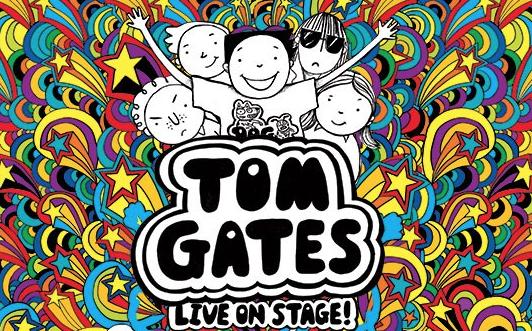 Tom Gates - New Theatre Cardiff