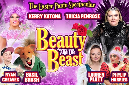 Beauty & the beast - Easter Panto
