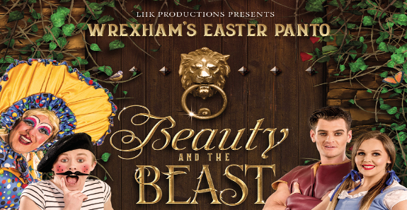 Beauty and the beast - Easter Panto