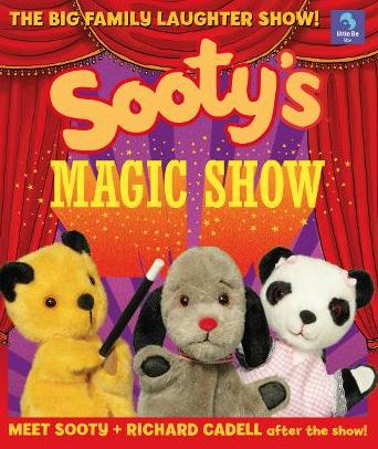 Sooty's Magic Show - Swansea