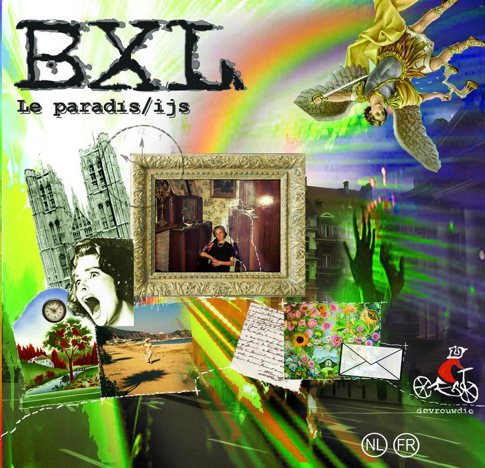 Concept, teksten en montage: Rebecca Lenaerts Muziek en mixing: Tom Goris Cover: Sonia Anicéto  10 tracks, 46 min, 2010.