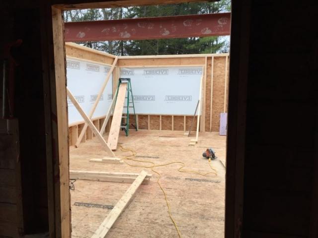 damage repair framing