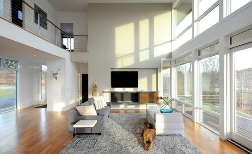 new modern house interior