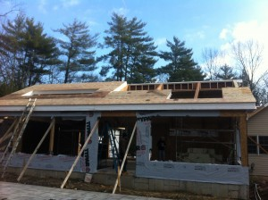 woodstock spa framing
