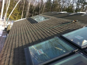 woodstock spa roof