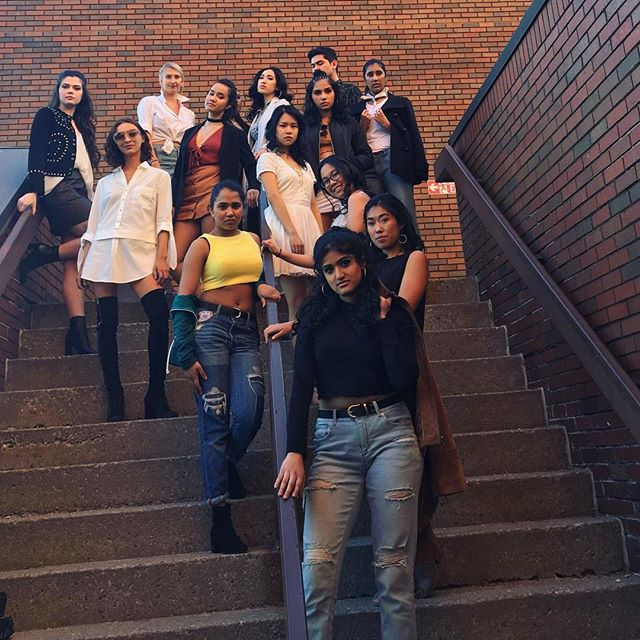 Great shot of our Equinox models!! Showcasing our favourite lookbook styles 😘 Tag us #styleatmac #statera