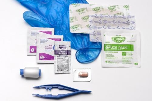 BONUS: MINI EMERGENCY FIRST AID KIT