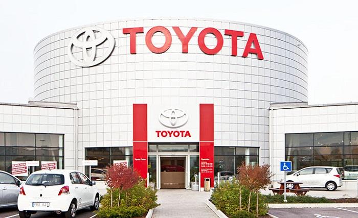 Toyota - 1 trong những công ty lớn nhất nhì Nhật đã có mặt tại Việt Nam - Ảnh: Vietnambiz.vn