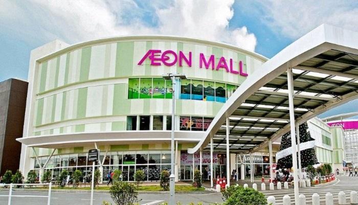 Hệ thống trung tâm thương mại AEON MALL có mặt tại Thành phố Hà Nội và Hồ ChíMinh - Ảnh: vanhoadoanhnghiepvn.vn