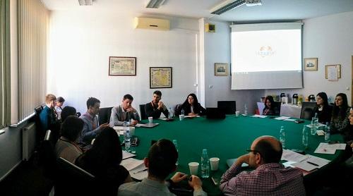 Lazarski workshop.jpg
