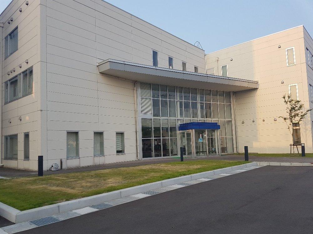 Khuôn viên trường kinh doanh và thông tin Toyama