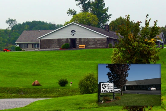 Ridge View Lodge - Phone: (315) 376-2252Address: 7491 NY-12, Lowville, NY 13367Distance From Track: 13.2 Miles