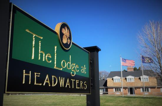 The Lodge at Headwaters - Phone: (315) 942-2027Address: 13524 NY-12, Boonville, NY 13309Distance From Track: 16 Miles