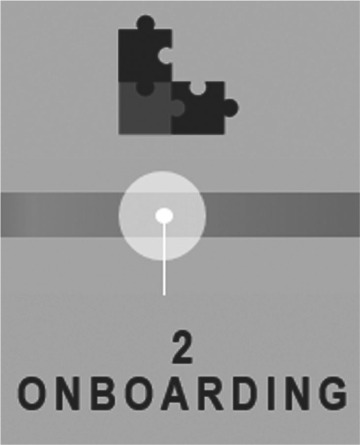 Figure 3: Step 2–Onboarding