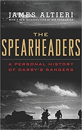 spearheaders, book, darby, rangers, mir bahmanyar