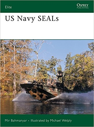 mir bahmanyar, book, us navy seals