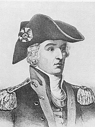 colonel daniel mornga, revolutionary war
