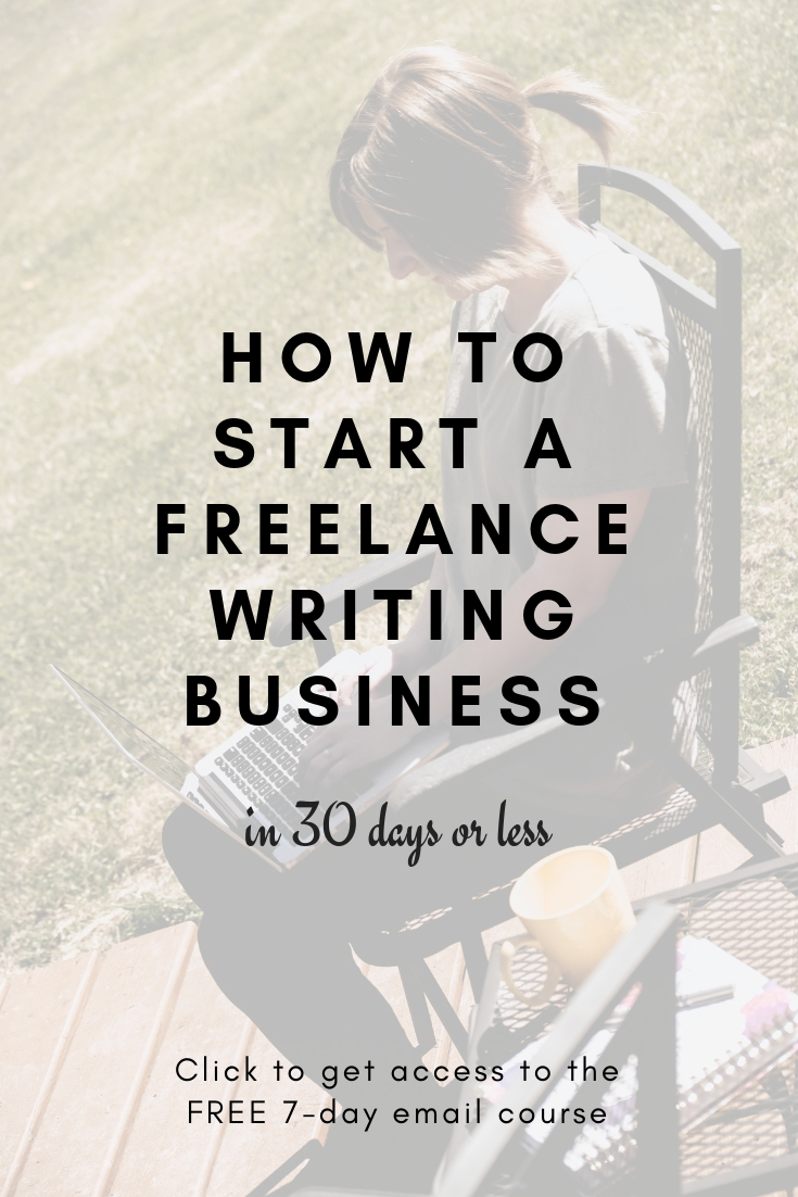 Do you crave freedom and flexibility in your work life? Learn how to become a successful freelance writer today! Follow the exact same strategies I use to consistently make between $3k - $5k per MONTH in my freelance writing business. Click through to get access to the free 7-day email course, where you'll get daily tips and strategies that you can start implementing right away. This course packed with actionable advice, just for you. Jump on over and check it out!