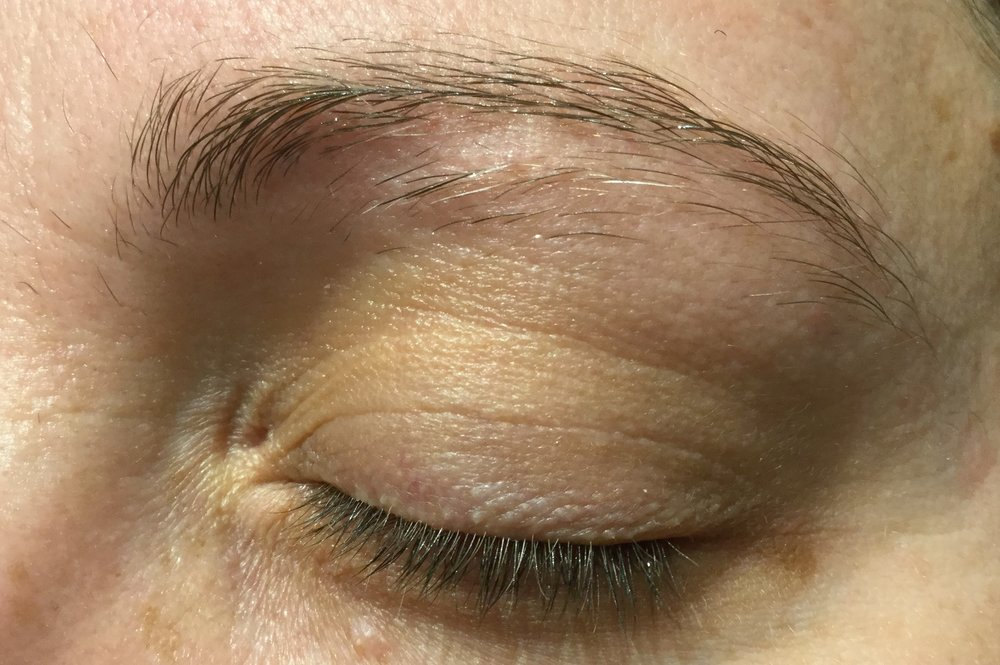 HD BROWS - BEFORE