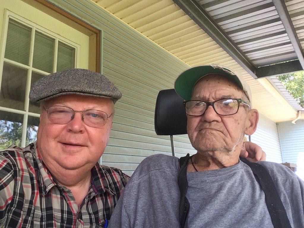 Dad & me 9-3-16
