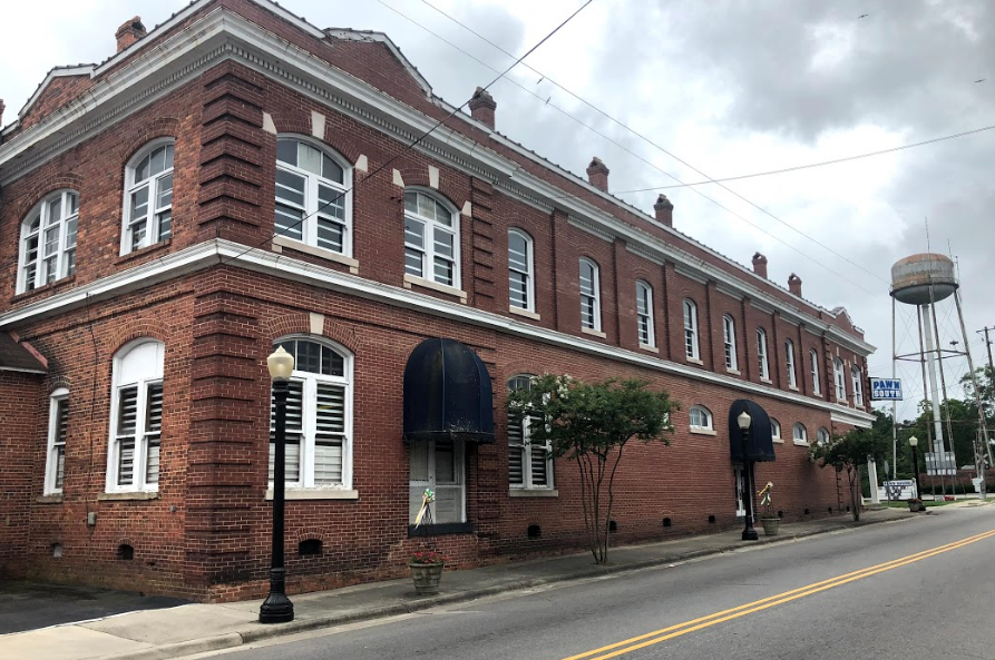 Bladenboro Downtown Revitalization and Economic Project