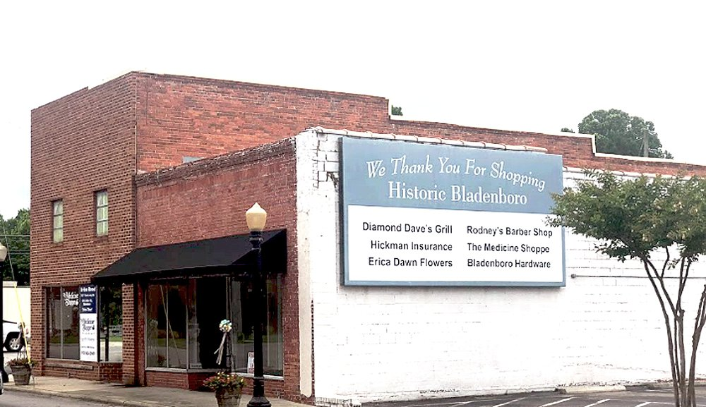 Bladenboro Affordable Housing & Downtown Revitalization