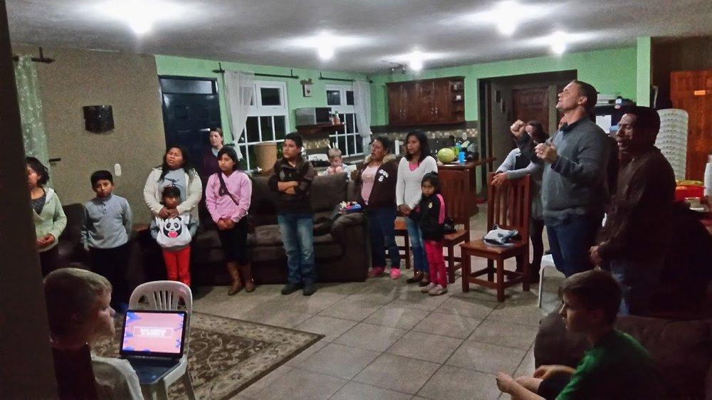 Nueva Vida Guatemala