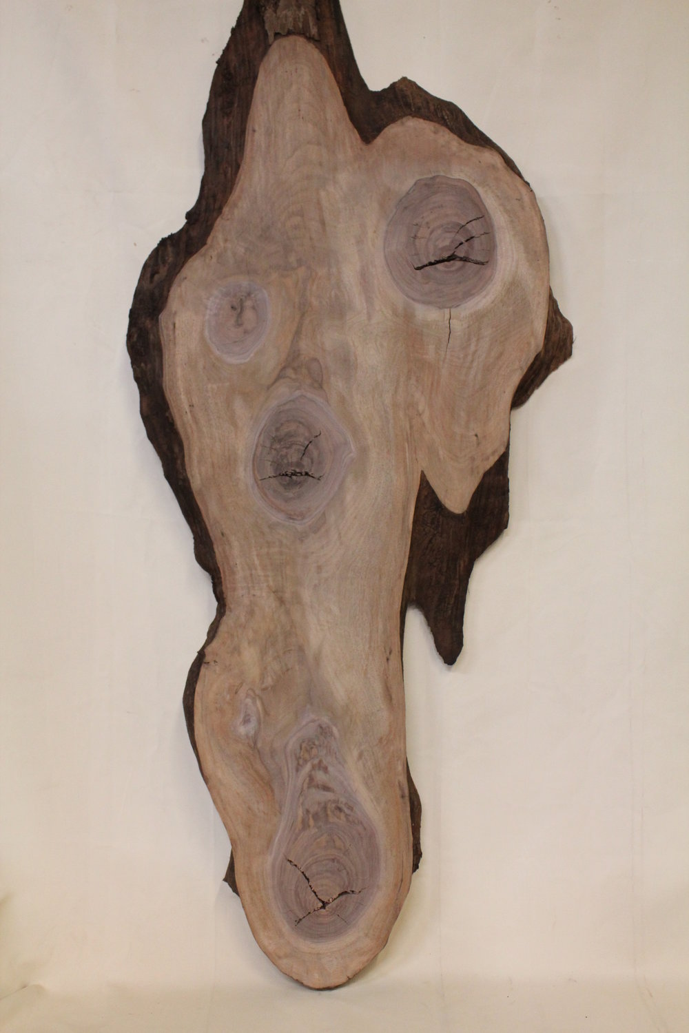 """Walnut 6   This is a 26"""" x 60"""" knotty slab of Western Black Walnut.    See more"""